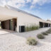 Geometric style villa